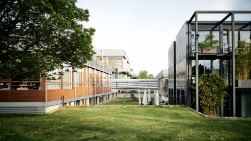 Objektfotografie | Bruno Kelzer | Karlsruhe - Durlach | Fotograf | Bundesverfassungsgericht | Karlsruhe | Architektur
