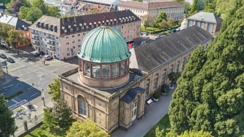 Objektfotografie | Bruno Kelzer | Karlsruhe - Durlach | Fotograf | Backsteingebäude  | Karlsruhe | Architektur
